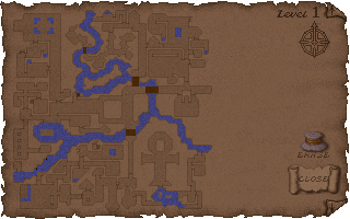 Map of Floor 1